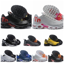 cheap for discount b47bb 81c89 2019 été nouveau Tn Plus hommes chaussures de course Max blanc 270  formateur sport femmes Air Sole 27c baskets Vapormax