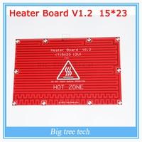 1 pc Hot Cama Placa de Calor Makerbot Impressora 3d Reprap Kit 3D Impressora De 12 V Quente Cama de Calor Placa de Cama Calor PCB 150*230