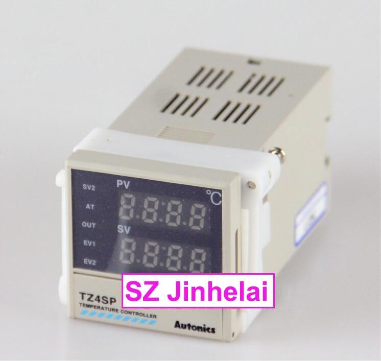 New and original    TZ4SP-14C    AUTONICS   AC100-240V Temperature controller ga 14 original and new