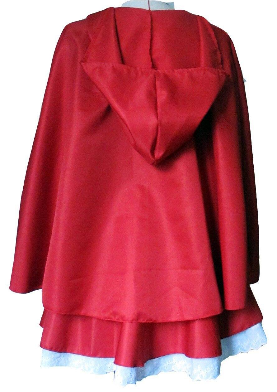 disfraces de halloween para mujer sexy cosplay caperucita roja juego - Disfraces - foto 3