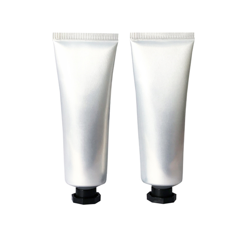 30ml 100pcs/lot Silvery Empty Hand Cream Hose Aluminum Plastic Tube, 30g Superior Grade BB Cream Soft Container