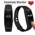 Hot ID107 Smartband ID do Monitor de Freqüência Cardíaca Do Bluetooth 107 Inteligente da Frequência Cardíaca Relógio Do Esporte Pulseira de Silicone Pulseira Com Rastreador