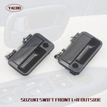 Спереди Внешний Дверные ручки для Suzuki Swift