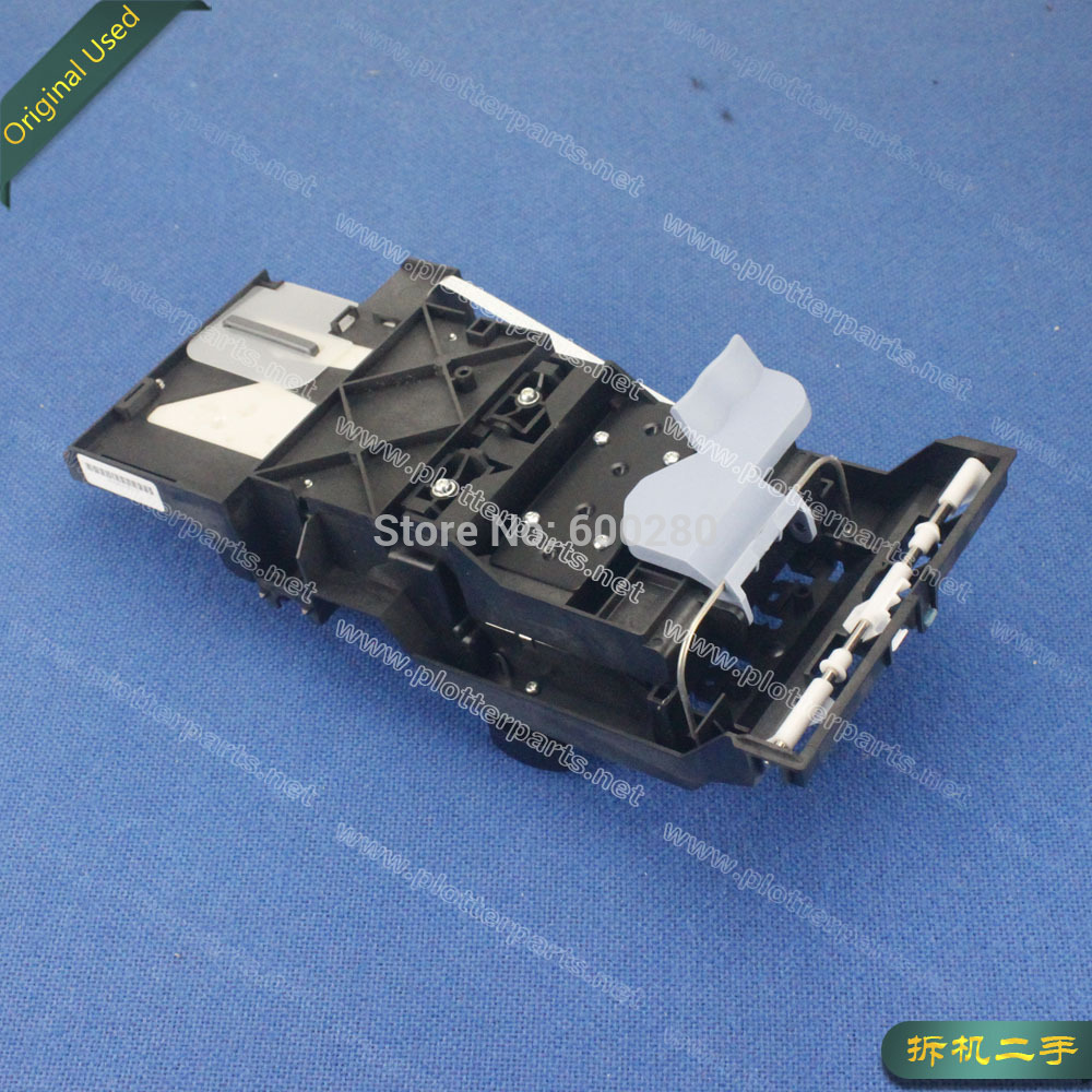 Фотография C8116-67043 Carriage assembly for HP Business InkJet 3000 3000N 3000DTN used