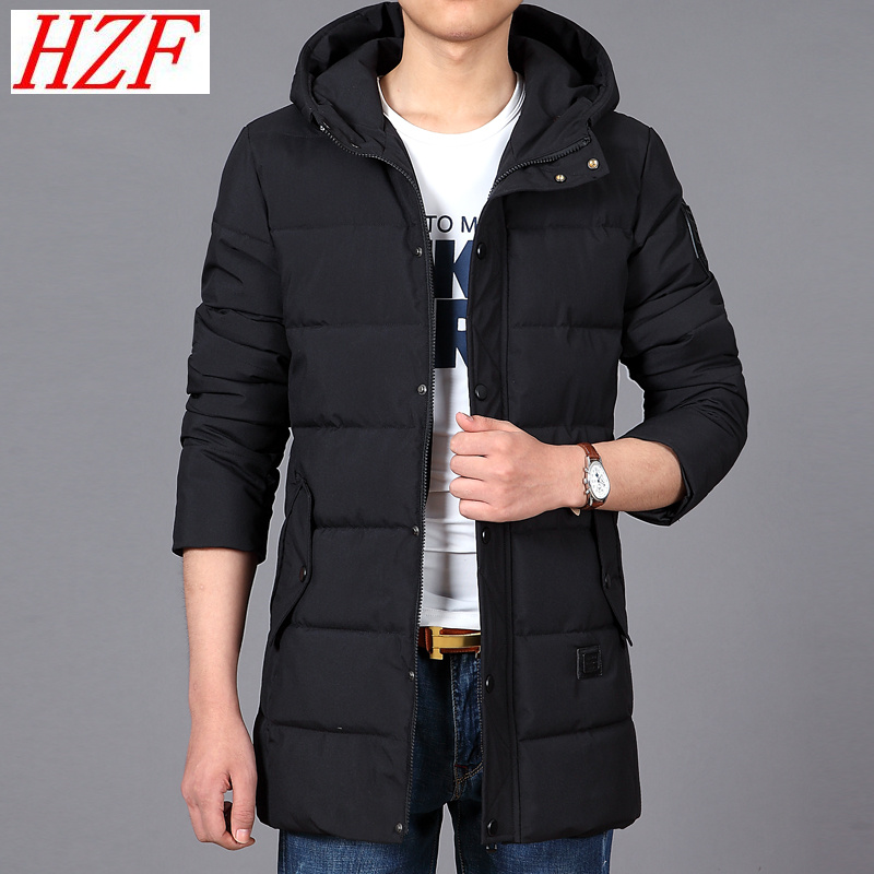 2017 Top Quality font b Men s b font Winter Warm Jacket Casual Outerwear Thick Medium
