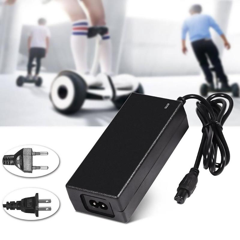 Running Bike Power <font><b>Adapter</b></font> <font><b>42V</b></font> 2A Lithium Battery Charger Power <font><b>Adapter</b></font> For Electric Bicycle Scooters image