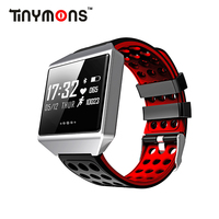 Tinymons CK12 Smart Watch Band Blood Pressure Heart Rate Monitor Wristband Sports Healthy Bracelet Fitness Activity Tracker