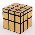 Original espelho shengshou magic speed Puzzle cube bloco adesivo Cubo Magico profissional aprendizado & educação brinquedos para as crianças