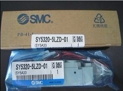 BRAND NEW JAPAN SMC GENUINE VALVE SY5320-5LZD-01 brand new japan smc genuine gauge g43 4 01
