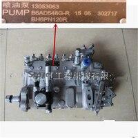 Kraftstoff injektor pumpe montage 13053063 XCMG936 BH6PN120R B6AD548G R-in Vorder- & Hinterrad-Bremszylinder aus Kraftfahrzeuge und Motorräder bei