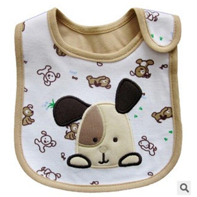 1PCS Newborn Baby Bibs Waterproof  Bib Bandana Baberos Bibs For Kids  Girls Boys Bib Baby Clothing 5