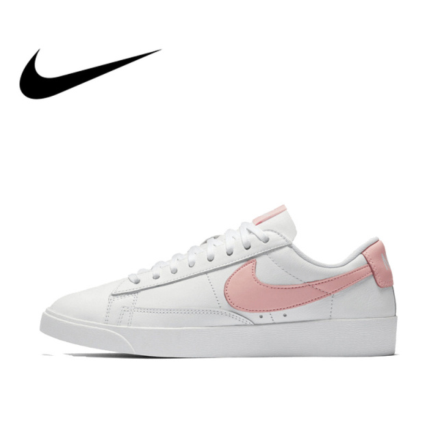promo code 7cd82 be743 Original Authentic NIKE BLAZER LOW LE AV9370 Womens Running Shoes Sneakers  Breathable Sport Outdoor durable Comfortable AV9370