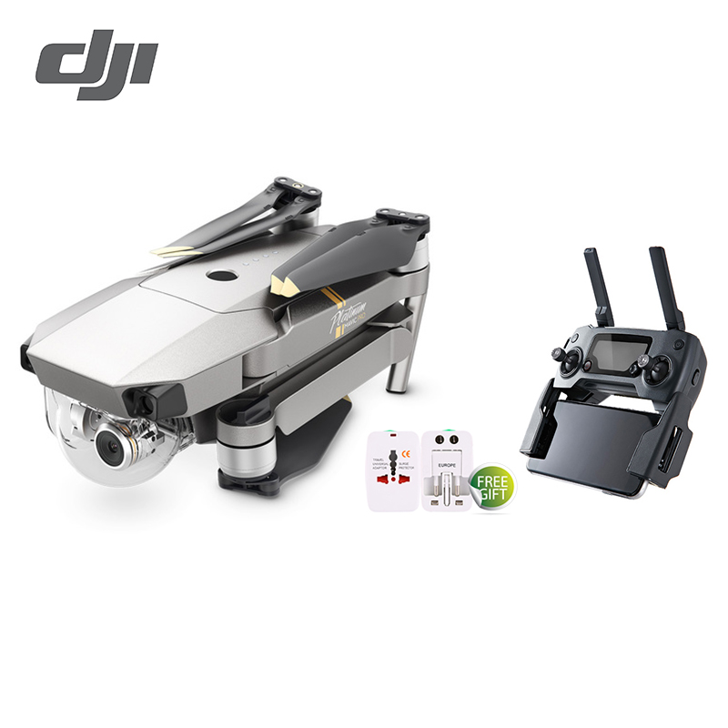 DJI Combo Platinum Fly-More-Combo/with Gimbal Flight-Time Pro 30 Mavic Goggles Open-Box