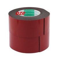 2Pcs 60x2mm Double Sided Sponge Tape Adhesive Sticker Foam Glue Strip Sealing 5M