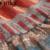 Das Artka Mulheres Verão Novo Estilo Boho Étnico Impresso Chiffon Camisola Patchwork Camisola de Babados Do Vintage BA10067X