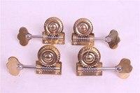 Peg contrebasse Peg Tuner touches corps métallique New Durable facile à régler laiton