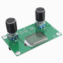 OOTDTY 87-108 MHz DSP y Módulo Receptor de Radio FM Estéreo PLL LCD Digital + Control de Serie