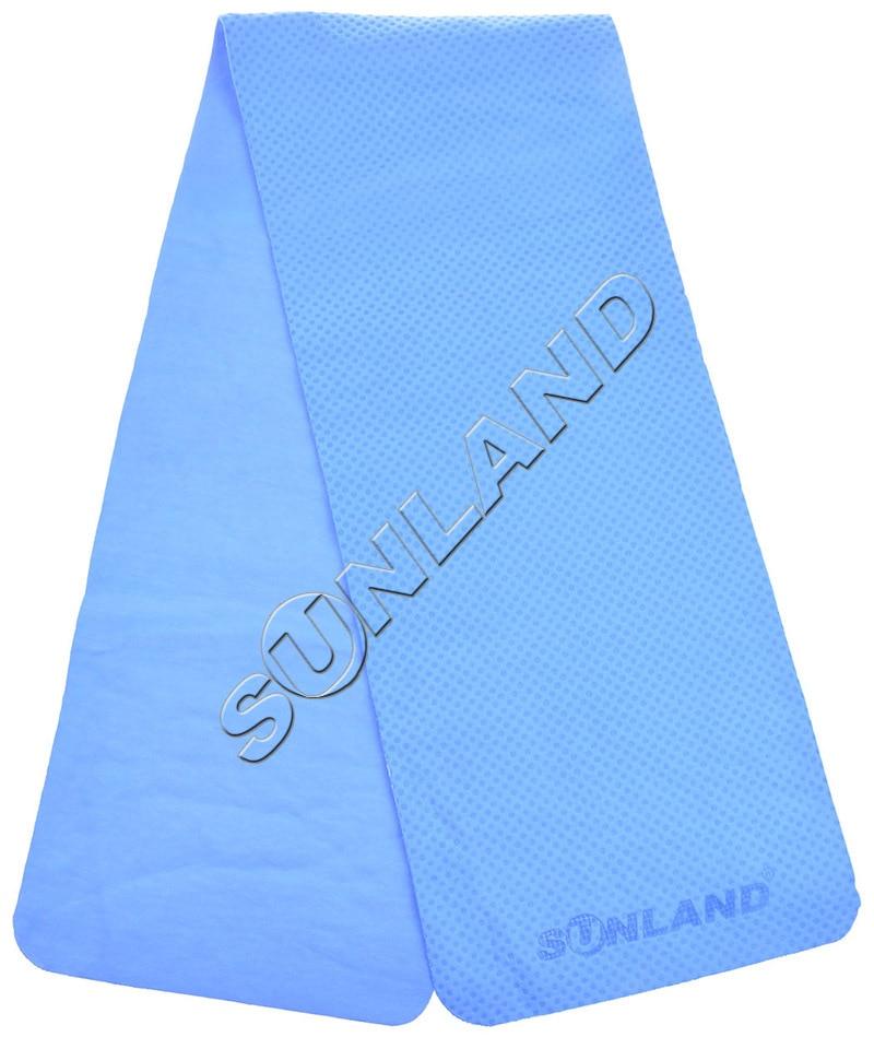 Sunland Vinyl Sports Kühltuch Workout Sweat Towel Kaltes Handtuch - Haustextilien - Foto 6