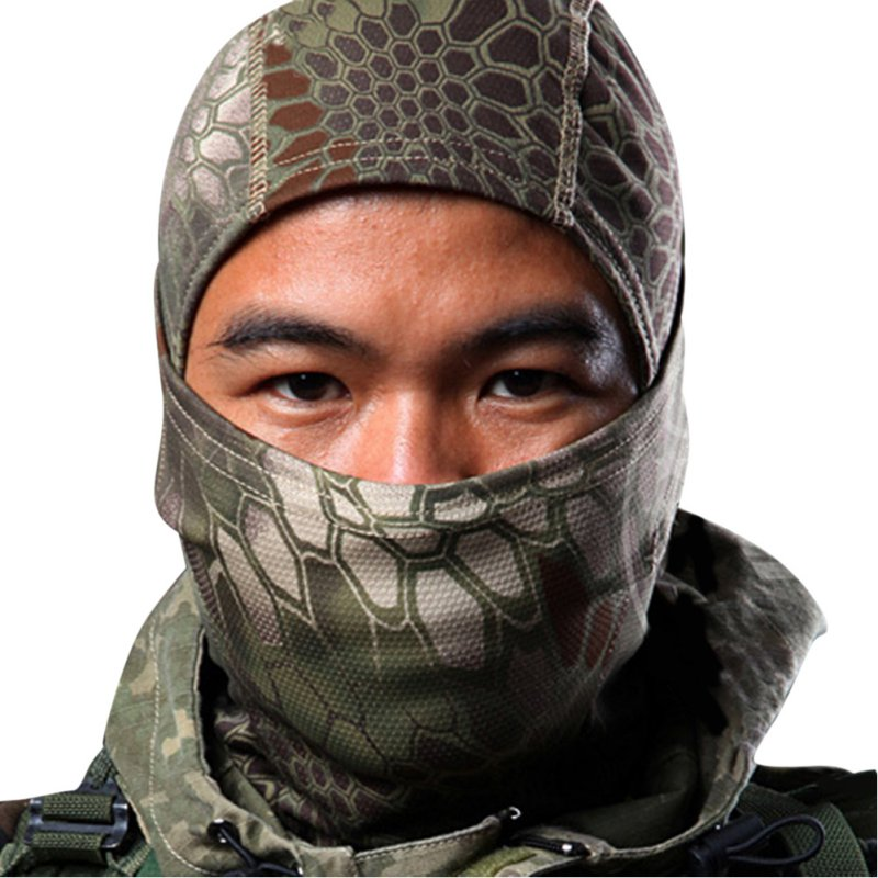 Back To Search Resultshome Men Boy Cozy Full Face Mask Tactical Outdoor Airsoft Ski Quick-drying Hood Balaclava Hide Full Face Mask 5 Colors Outdoor New Varieties Are Introduced One After Another