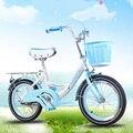 Die Neue kinder Fahrrad Buggy 18 Zoll Weibliche Prinzessin Großen Jungen Grundschule Student Fahrrad|Fahrrad|Sport und Unterhaltung -