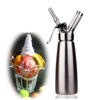 0 5L Whip Coffee Dessert Fresh Cream Butter Whipper Dispenser 500ml Cream Gun High Grade Stainless