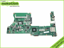 laptop motherboard for ASUS X401A X401A REV 3.0 i3-2330m HM76 GMA HD4000 DDR3