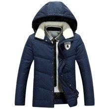 2016 Hot Sale Men's 90% Duck Down Coat Winter Warm Down Jacket Men High Quality White Duck Down & Parkas Coat Jacket Man