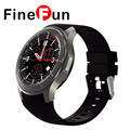 "FineFun HOT Android Smart Watch SmartWatch 3G DM368 WristWatch 1.39"" AMOLED Display Quad Core Bluetooth 4.0 Heart Rate Monitor"