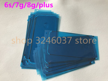 20pcs/lot Waterproof Adhesive Sticker for iPhone 6S 7 Plus 6SP 7G Pre-Cut Glue 8 X 8P LCD Frame Tape Parts