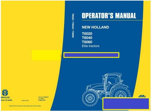 US $188.1 5% OFF|NEW HOLLAND Service Manual Full Set on Aliexpress.com on
