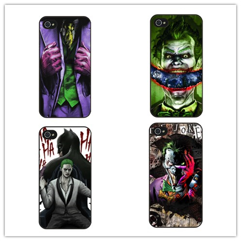 reboto joker in batman diy customized case cover for iphone 7 7 plus