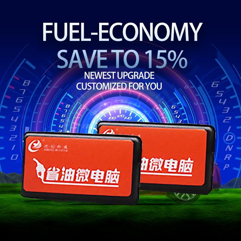Auto flow optimalisatie Brandstofverbruik Brandstof olie Gas Saver auto Economizer Fuel Saving Voertuig Verminderen Emissie speciale voor carmy