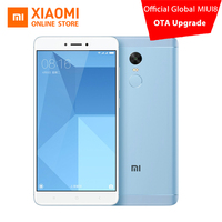 Xiaomi Redmi Note 4X 4GB RAM 64GB ROM Mobile Phone Snapdragon 625 Octa Core CPU 5.5