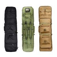 85 96 120 cm Nylon pistolet sac étui fusil sac à dos pour Sniper carabine Airsoft étui de tir Portable sacs accessoires de chasse