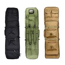 85 96 120 см нейлоновый чехол для ружья, сумка для винтовки, рюкзак для снайпера, карабина, страйкбола, кобура для стрельбы, портативные сумки, аксессуары для охоты