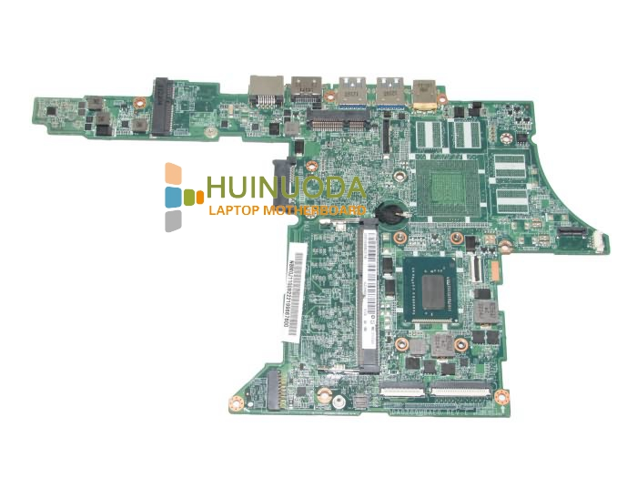 NBM0J11008 NB.M0J11.008 Laptop motherboard For Acer M5-481tg Main board DA0Z09MBAE0 i5-3317U CPU DDR3