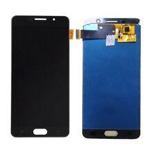 ЖК-дисплей для Samsung Galaxy A5 2016 A510 A510F A510M A510FD A5100 ЖК-дисплей Дисплей с Сенсорный экран планшета Ассамблеи Бесплатная доставка