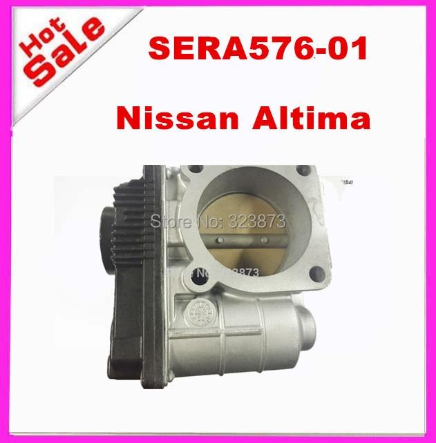 Capteur de Position d'accélérateur OEM 60mm SERA576-01 SERA57601 boîtier de papillon électronique pour Sentra Altima X-TRAIL 2.5L K-M