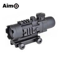 AIMO 4x32 Illumination Tactical Compact Scope AO3036 Riflescope