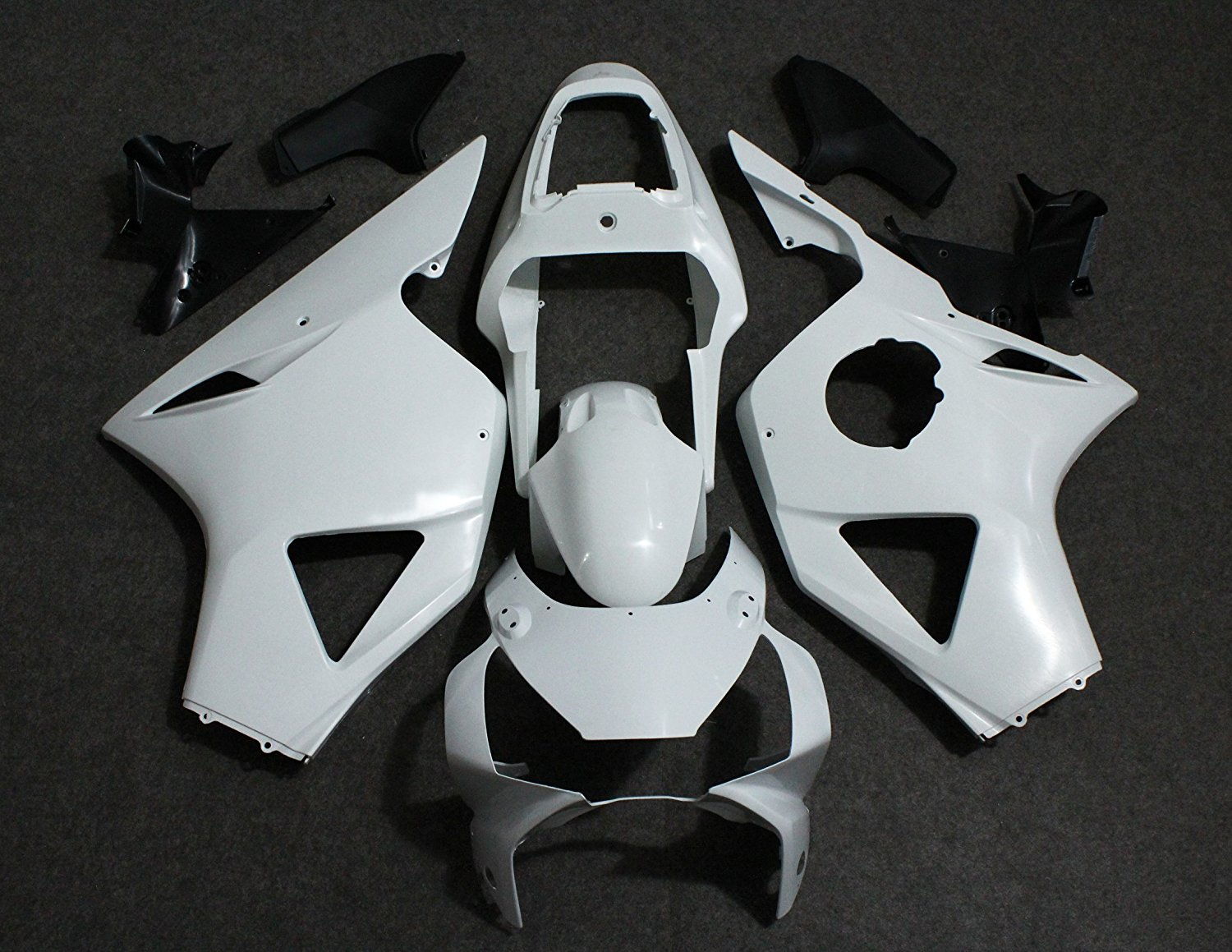 For Honda CBR 954 RR 2002 2003 ABS Plastic Motorcycle Unpainted Fairing Kit Bodywork CBR 954RR 02 03 for honda cbr 954 rr 2002 2003 cbr900rr abs plastic motorcycle fairing kit bodywork cbr 954rr 02 03 cbr 900 rr cb22