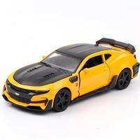 1/32 Diecasts и игрушечные машинки Форсаж Chevrolet Camaro модель автомобиля коллекция автомобиля игрушки для детей Рождественский подарок