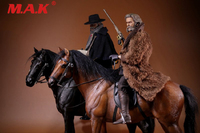 for collection 1/6 Germany Hannover Hanoverian 002 muscle horse animal model figure model for 12 cowboy action figure
