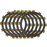 Motorcycle Engines Clutch Friction Plates For SUZUKI DR200 RM100 RG125 RM125 TS125R TV125 TS DS 185