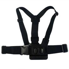 NEW 2015 Adjustable Chest Body Harness Belt Strap Mount For Gopro HD Hero 1 2 3 Camera