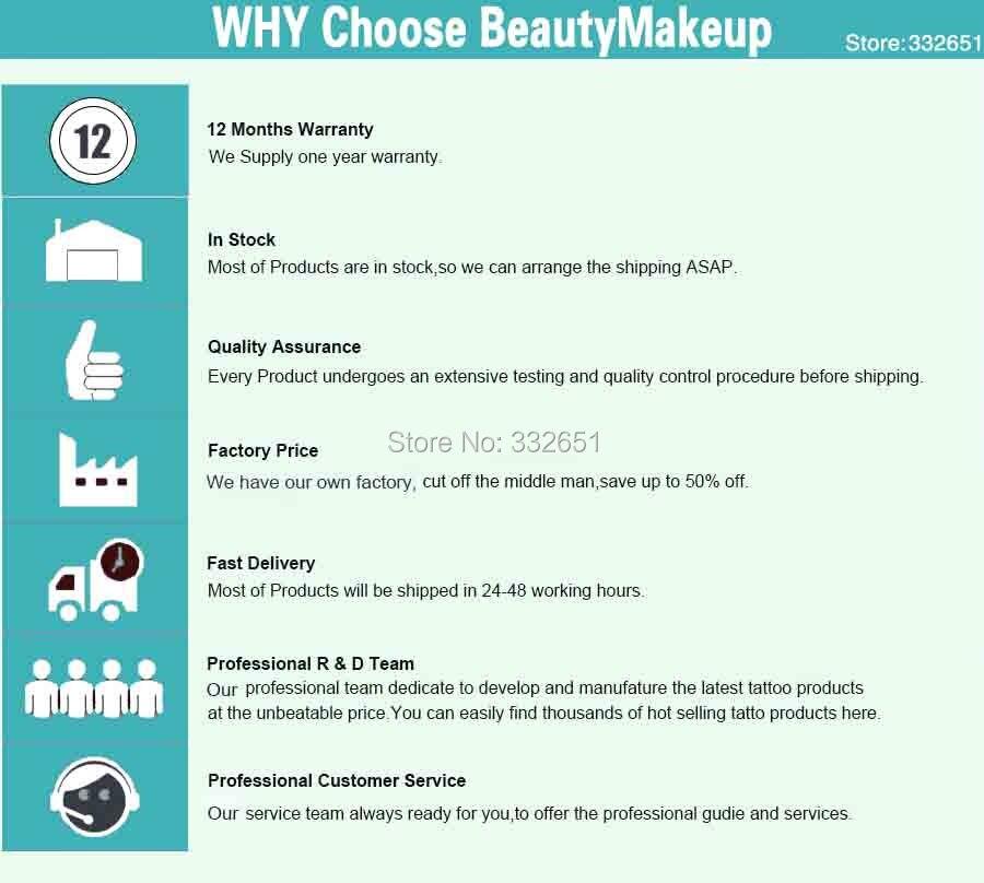 BeautyMakeup Store  FAQ1