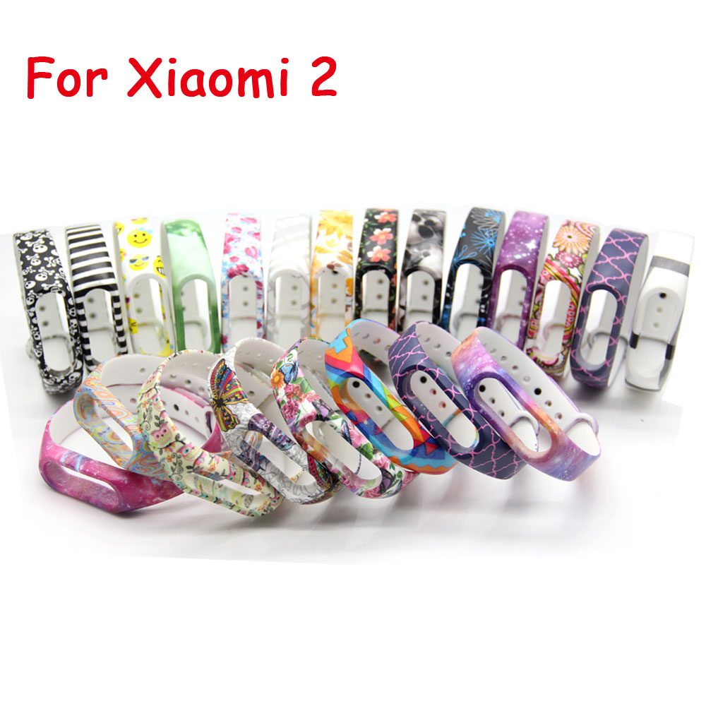 HOT 15 colors Replacement Band For Xiaomi 2 font b Smart b font Wristband Silicone Strap