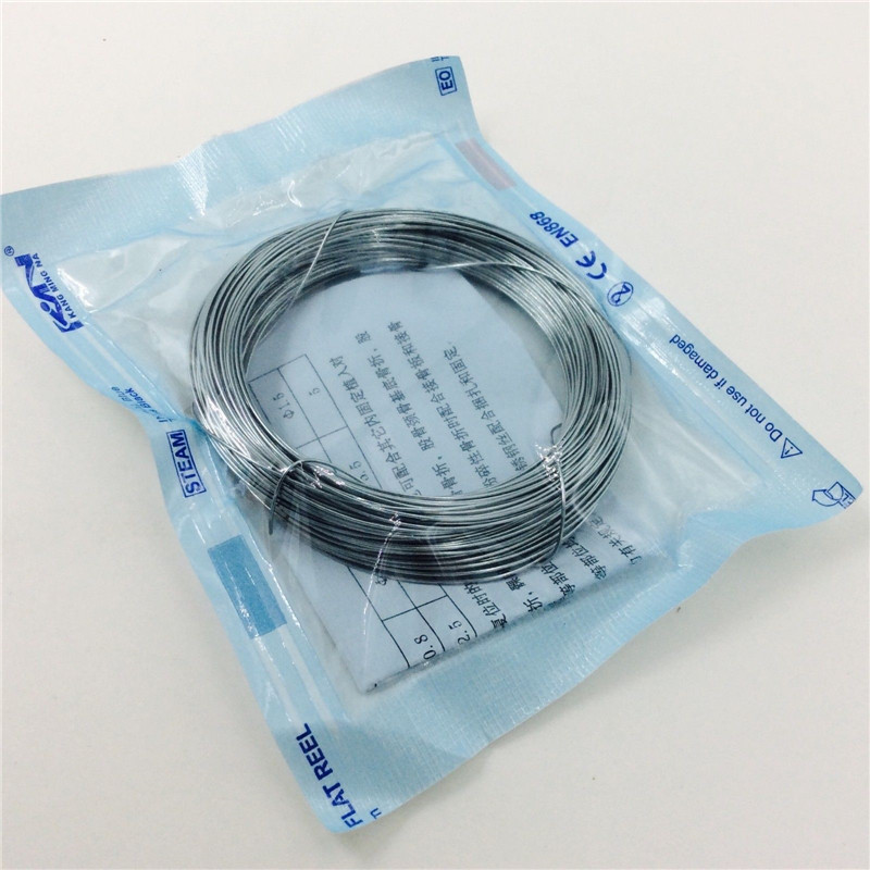 Stainless Steel 0.4-1.5mm Cerclage Wire Wires Orthopedics Instruments