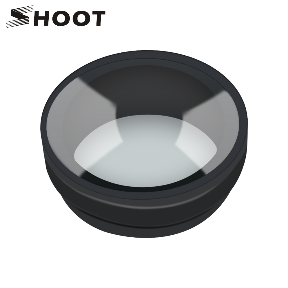 SHOOT Ultra Standard UV Filter for Xiaomi Yi 4K 4K+ Yi Lite Xiaoyi 2 Cam Photography Lens Protector for Xiaomi yi 2 Accessory купить в Москве 2019