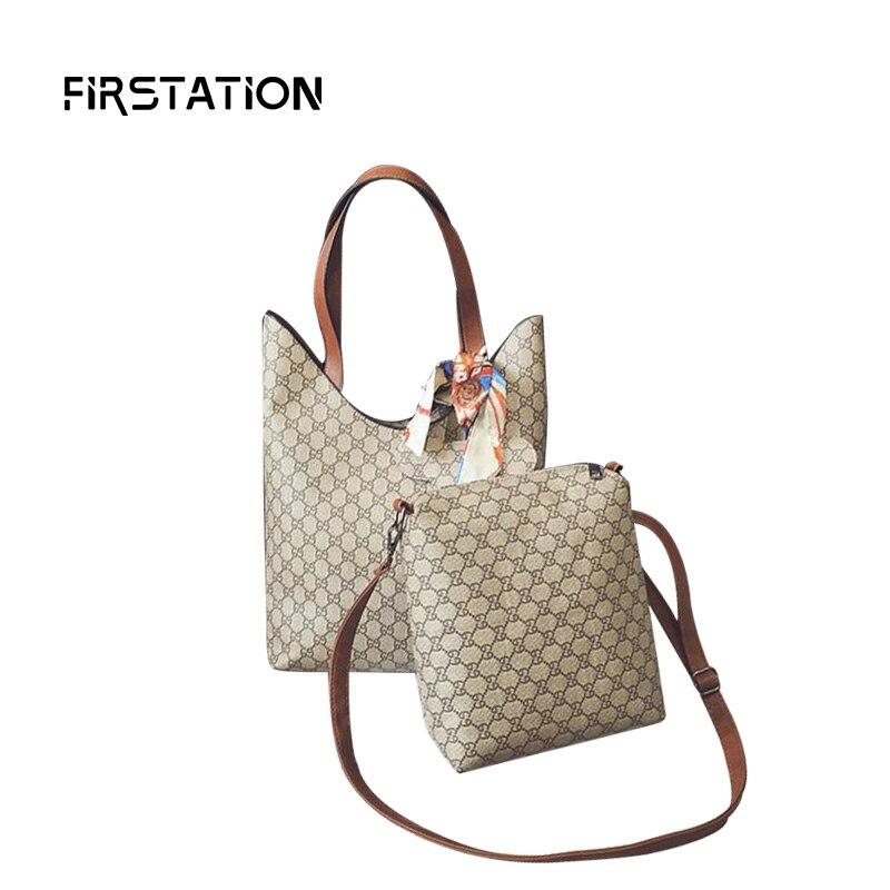 ФОТО Composite 2 In 1 Women Big Shoulder Bags for Woman Tassel Classic Plaid Designer Handbags High Quality  Crossbody Clutch Wm0381