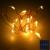 Plata Luz LED de Cadena 10 m 100led Solar Jardín Lámpara Impermeable Al Aire Libre de Vacaciones de NAVIDAD de Disfraces De Halloween Navidad